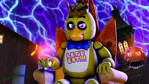 The Pizza Queen-Chica