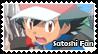 [Stamp] Satoshi-Fan by Nathy-Marisson
