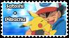 [Satmp] Satoshi+Pikachu [PKMN] by Nathy-Marisson