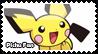 [Stamp] Pichu-Fan [PKMN] by Nathy-Marisson