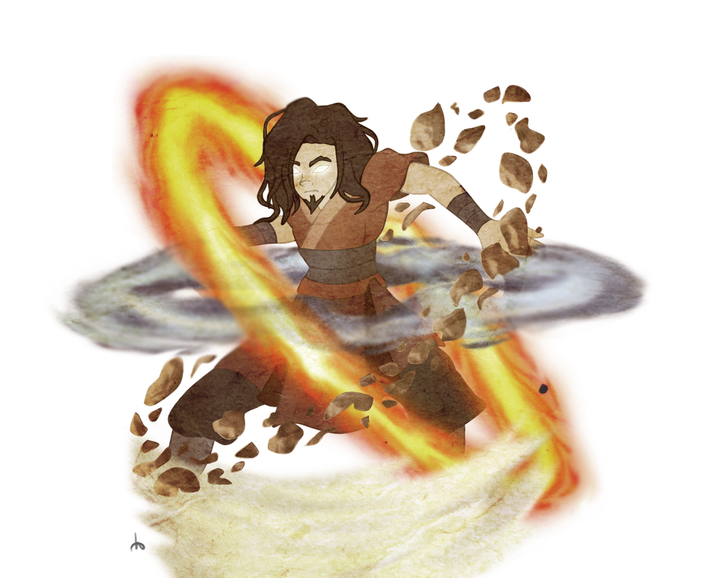Avatar Wan by MissMinority
