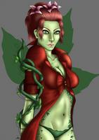 Poison Ivy by MissMinority