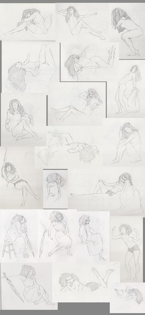 The Figure - Alyssa by JoeDillon