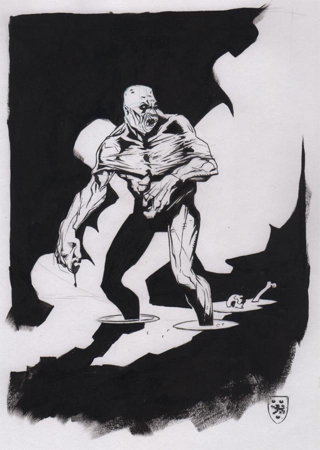 Fluke Man by JoeDillon