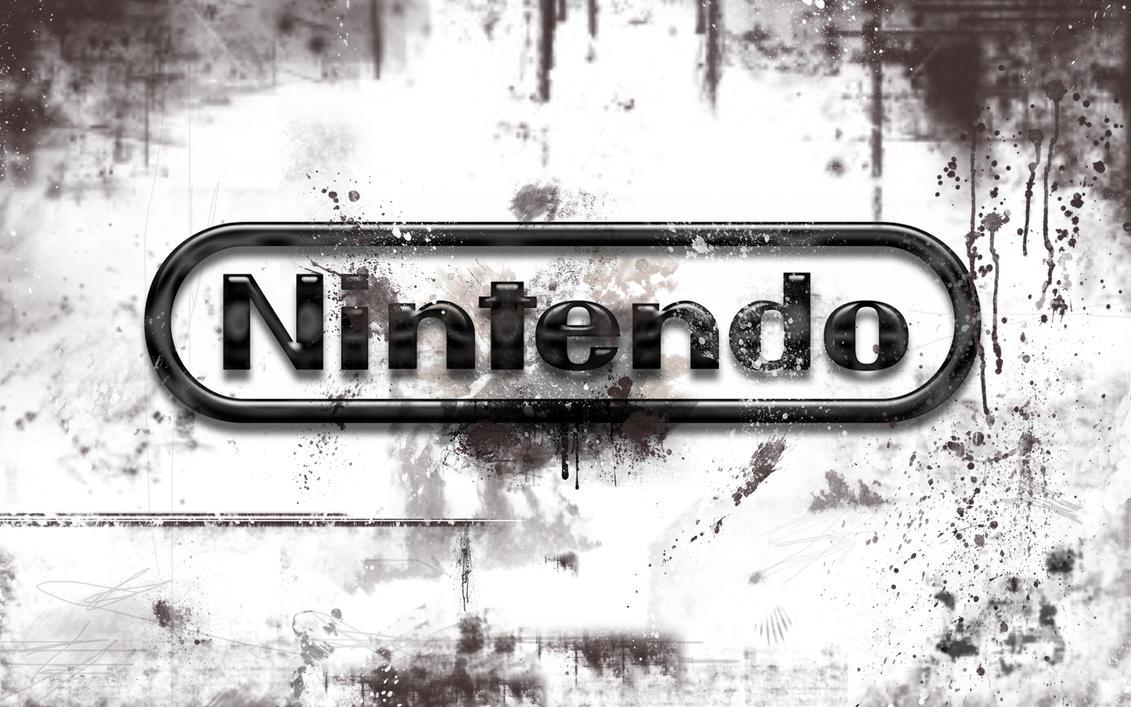Nintendo HD wallpaper > Nintendo wallpaper > Nintendo logo