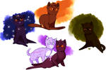 Jayfeather's Roomate is Pretty Chill
