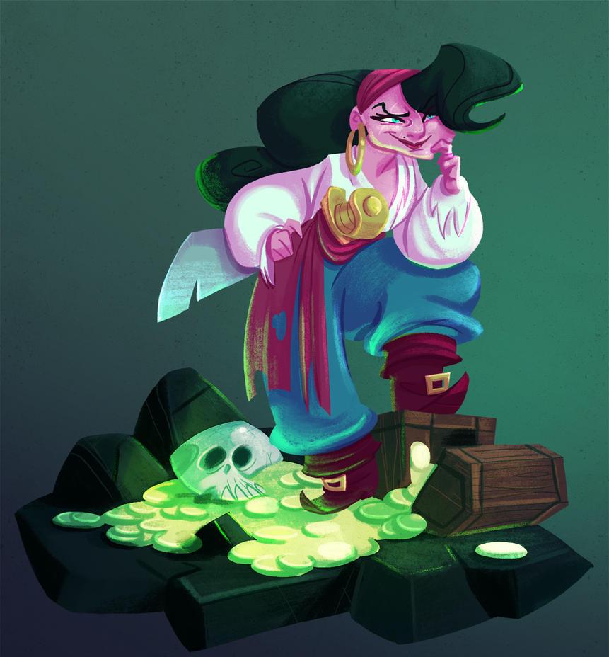 Pirate Final by Iulia24