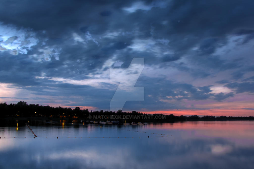 Silence before a storm by matchieck