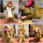 Alex Fursuit by Lupe Suits by Sleepy-Chi
