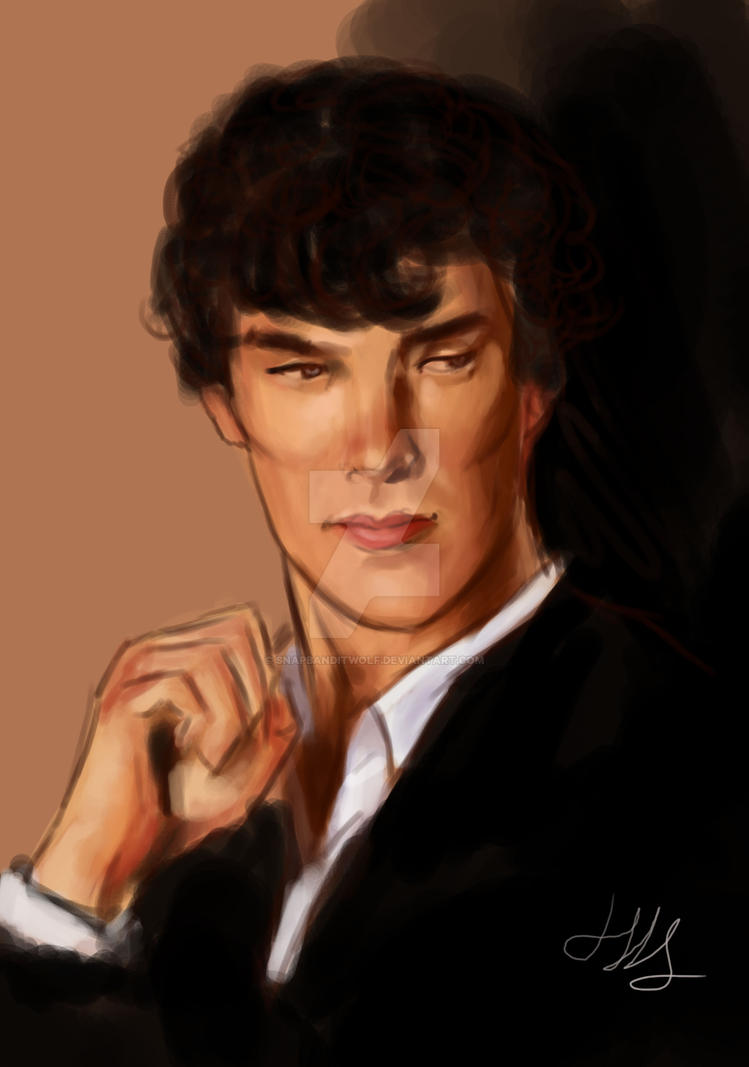 Sherlocked by SnapBanditWolf