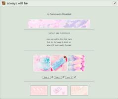 Candy floss custom box by bIeachbox