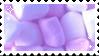 Marshmallow stamp by bIeachbox