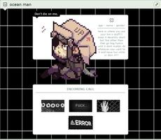 Calling to the Night custom box by bIeachbox