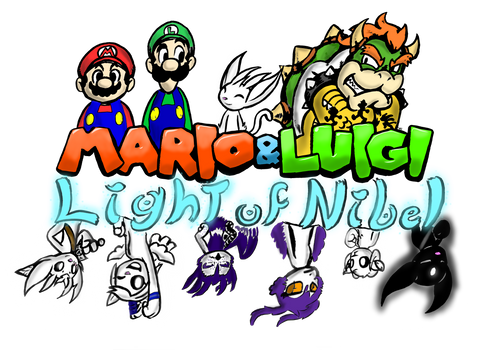 Mario and Luigi: Light of Nibel