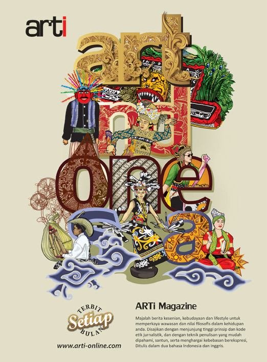 Alm Arti Magazine by adeng
