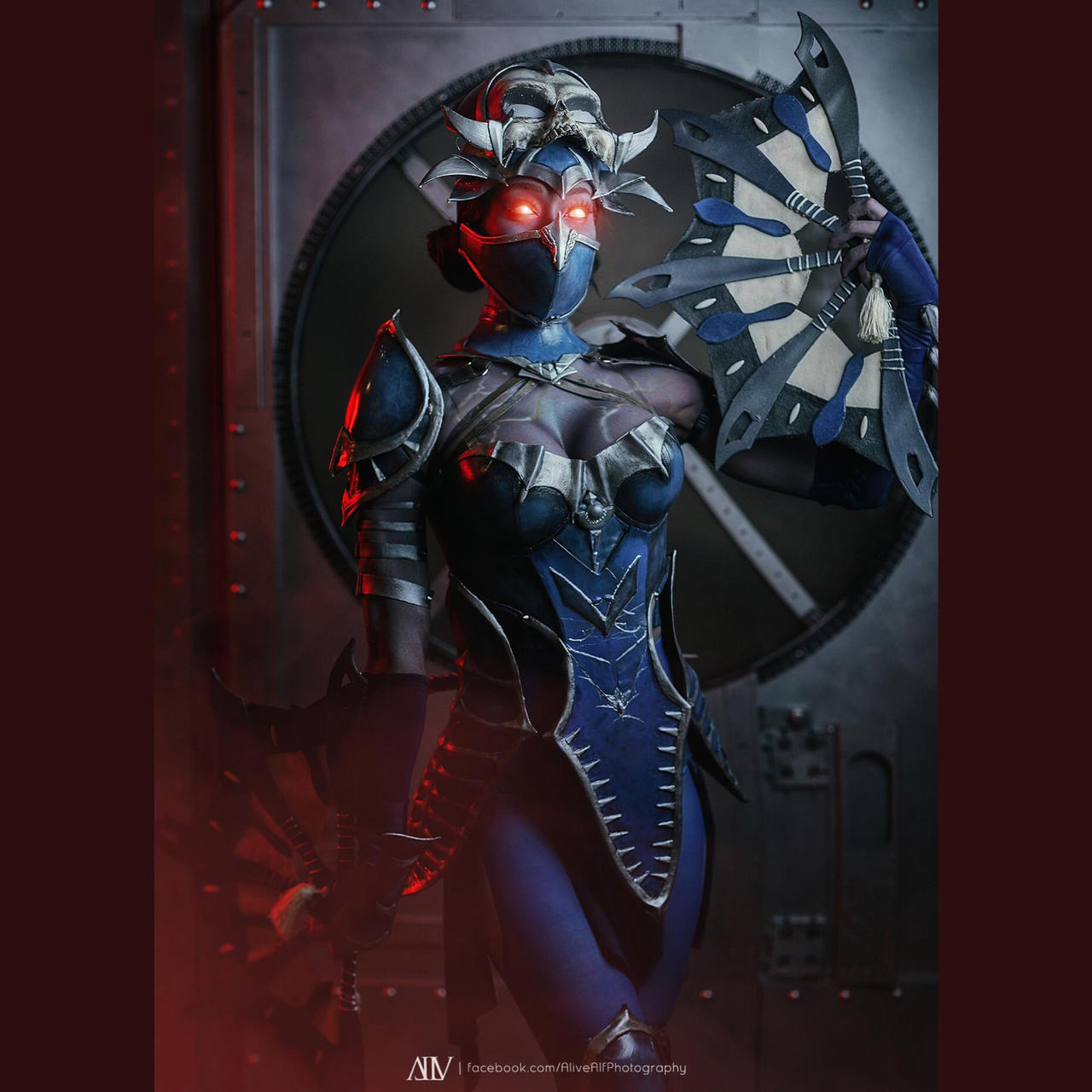 Kitana Cosplay Mortal Kombat 11 By Aliciamariebody On Deviantart