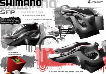 Shimano Food Kit by RupertWarries
