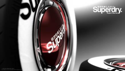 Superdry Racing Tyres by RupertWarries
