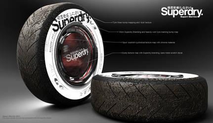 Used Superdry tyres by RupertWarries