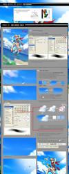 + Sky Tutorial Part 2+ by norli