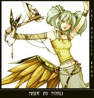 Angel Sarah final by norli