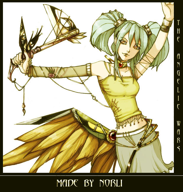 Angel Sarah final by norli