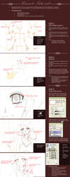 +++Line art tutorial+++ by norli