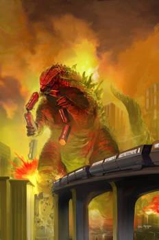 Monster King 2015
