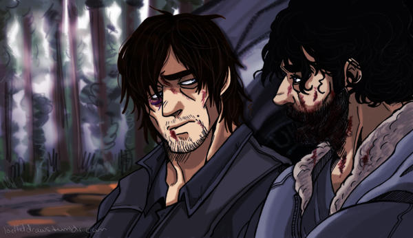 TWD- You are my brother by Panfake
