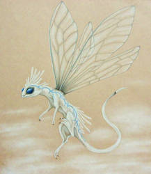 Insect Dragon by Lexissa