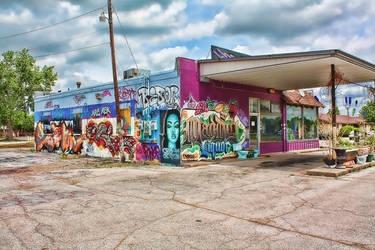 Graffiti by Crestfalleen