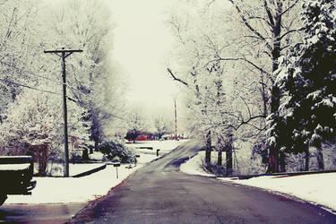 Winter Wonderland by Crestfalleen