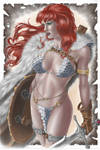 Red Sonja By Petervale-d9zsuzd