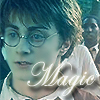 Harry Potter Icon 1 by XArtistic-EssenceX