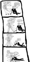 Doctor+Master Comic Strip