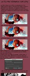 tutoriel gimp Vibrance by Chibi-Zake