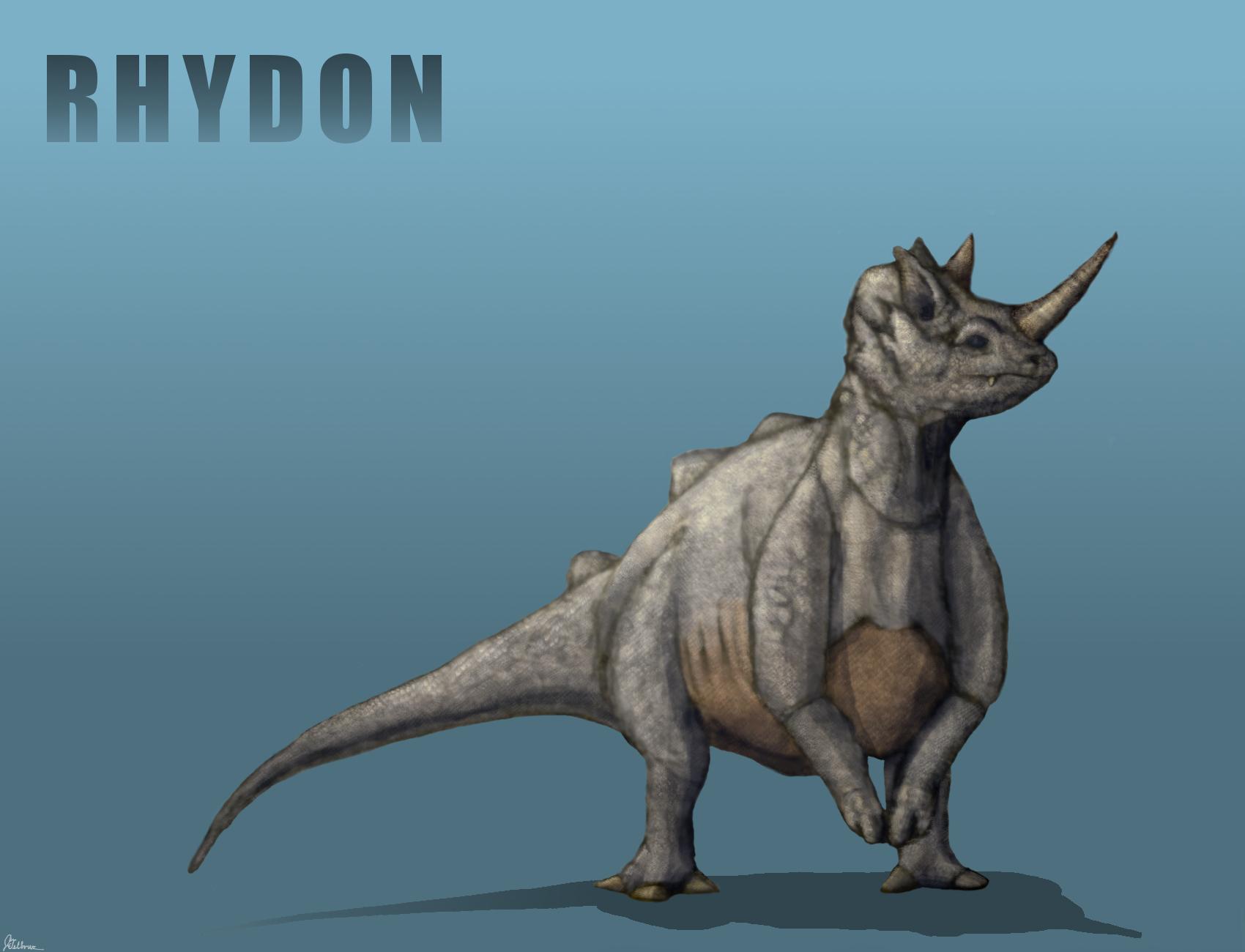 Rhydon - Realistic Pokemon by Raptorzesty on DeviantArt