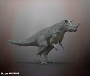 Rhydon 3D Model