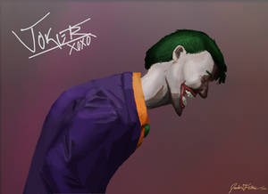 Joker of Hearts