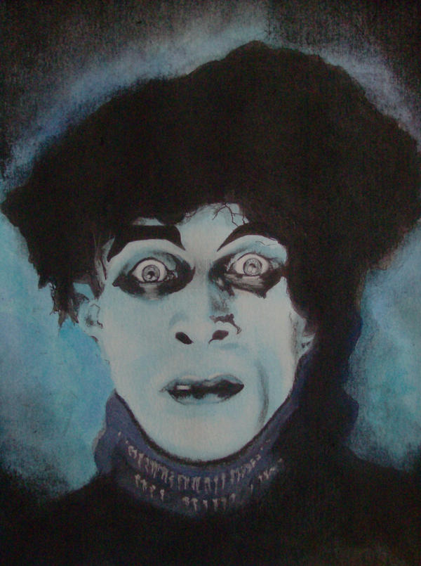 Cesare cabinet of dr caligari by ttsantana on deviantart - The cabinet of dr caligari cesare ...