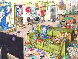 Carlos's Apartment