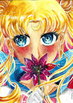 Sailor Moon - Lovely Folwer by hetappine