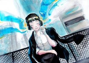 Psycho Pass: A moment of peace