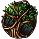 Twisted Tree Icon by Feyenna