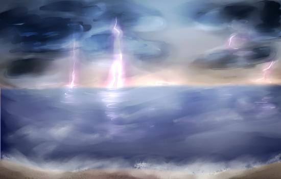 Bad Weather by Feyenna