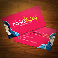 Nisakay Business Card by cdiq3173