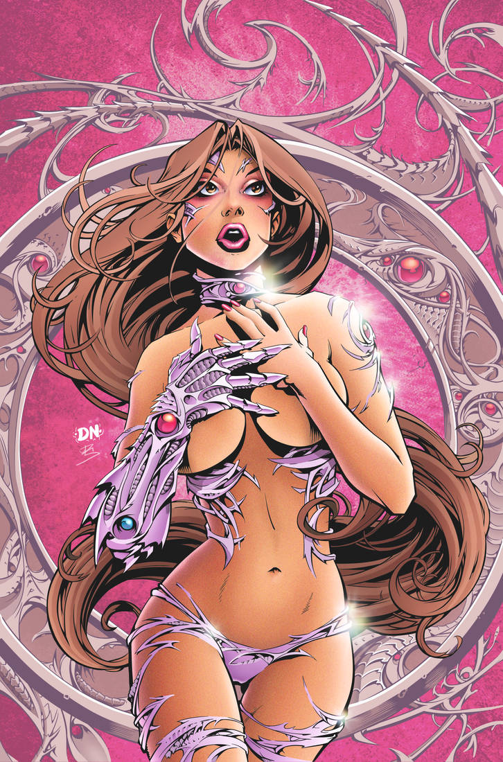 Witchblade by tennesseeg4
