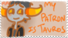 STAMP: Tavros patron by lucas420
