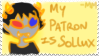 STAMP: Sollux patron by lucas420