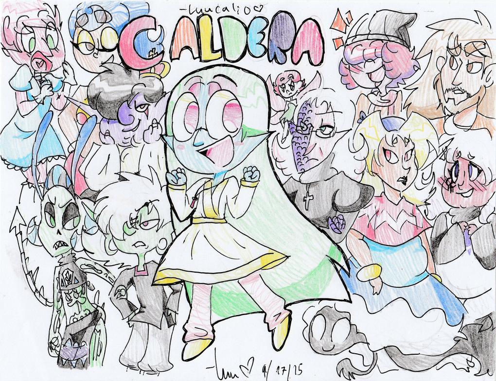 caldera! by lucas420